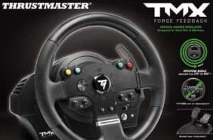 Thrustmaster TMX Force Feedback Racing Wheel for Xbox One and Windows